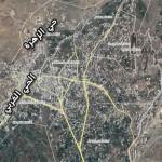 ثمانية مسلحين بينهم قياديان يسلمون أنفسهم للجيش السوري والمقاومة في الزبداني