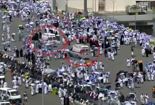 سيارات الاسعاف السعودية
