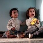 بالصور؛  160 يوما من العدوان السعودي على اطفال اليمن