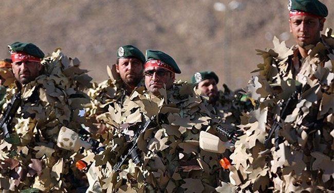 اجراء مناورات في ايران