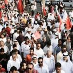 بلدات البحرين تشهد تظاهرات تضامن مع المعتقلين