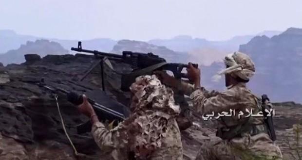 القوات اليمنية تدمر أكثر من 25 دبابة وآلية سعودية جنوبي المملكة
