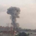 اليمن: قصف جوي على العاصمة صنعاء صباح الخميس (صــور)