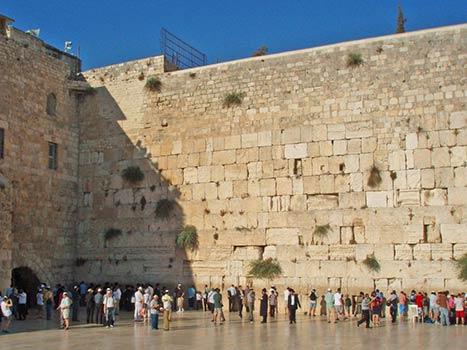الحائط الغربي بالقدس