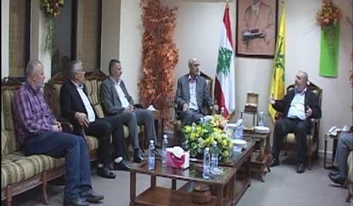 حزب الله وامل - المنطقة الثانية
