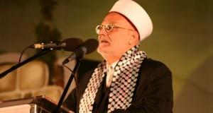 الشيخ عكرمة صبري يرفض البوابات الالكترونية ويعتبر قرار وضعها سياسيا+فيديو