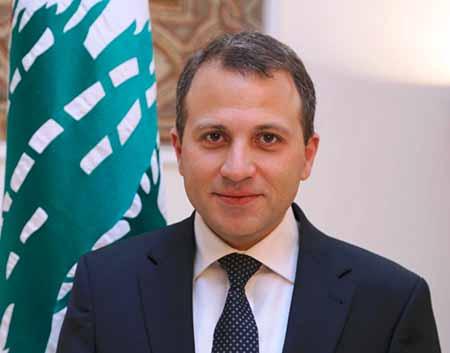 باسيل: لبنان يواجه تهديدًا وجوديًا يفاقمه الجمود السياسي الناتج من أزمة النازحين