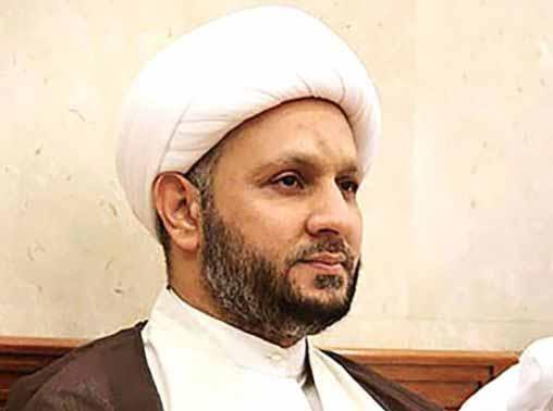 النيابة البحرينية تجدد للمرة الرابعة سجن الشيخ حسن عيسى 15 يومًا