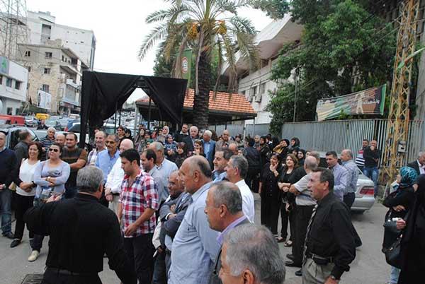 المناطق اللبنانية لم تلتزم بالاضراب.. وهيئة التنسيق هددت بالتصعيد