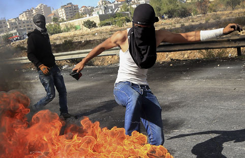 مواقف القيادات العربية والفلسطينية من اندلاع هبّة القدس