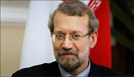 لاريجاني: إيران تدعم دور روسیا في التصدي للإرهاب في سوريا