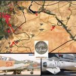 دقائق عسكرية: حول اليوم الخامس من العمليات الجوية الروسية في سوريا