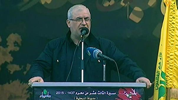 رعد: لن نتراجع عن نصرة وطننا