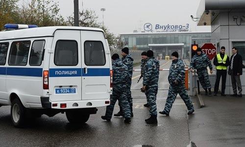 الأمن الروسي يحبط عملًا إرهابيًّا في موسكو