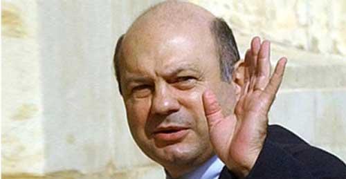 النائب والوزير السابق الياس جوزيف سكاف