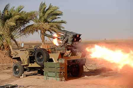 مقتل مسؤول أمني لـ'داعش' في اشتباكات الفلوجة