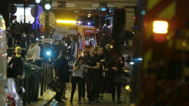 إرهاب داعش يطال فرنسا