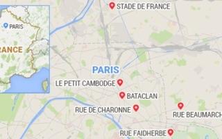 تعرف على المواقع الستة التي استهدفتها هجمات باريس