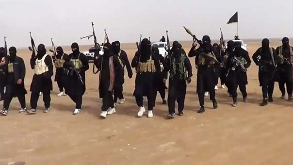 "تنظيم ""داعش"" الارهابي"