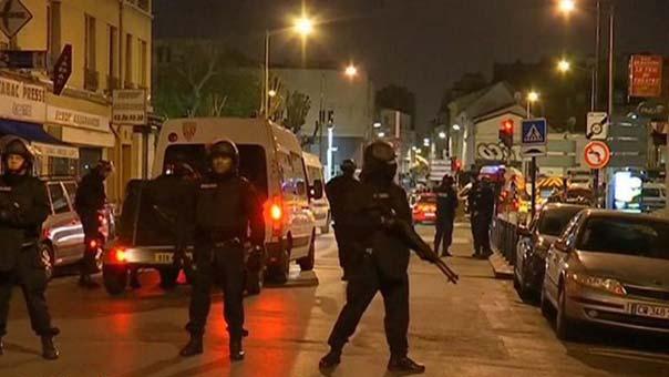 اشتباكات بين الشرطة ومطلوبين شمال فرنسا