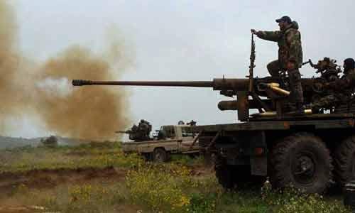 الجيش السوري يواصل استهدافه للمسلحين ويقتل عددا من قادتهم