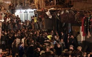 داعش يتبنى تفجيري الضاحية الجنوبية في بيروت