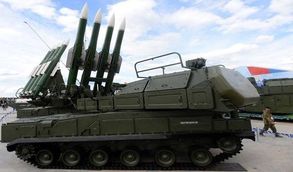 موسكو ترسل أنظمة دفاع جوي وصاروخي إلى سوريا