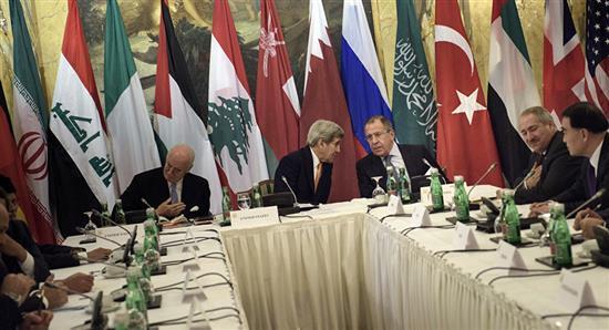 خلط الأوراق في سوريا