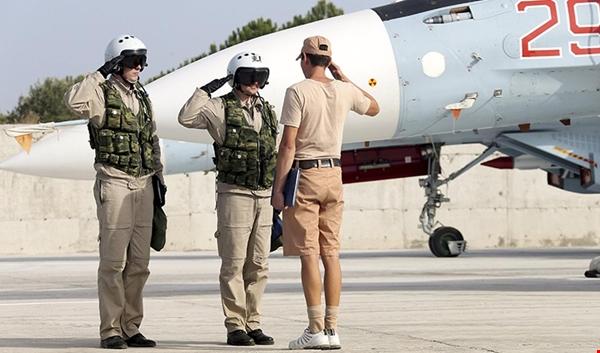 فرقة كومندوس جوية سورية تنقذ الطيار الروسي الثاني
