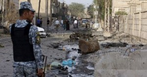 استشهاد 5 وإصابة 15 عراقيا فى انفجار سيارة مفخخة فى طوزخورماتو بصلاح الدين