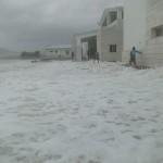 إعصار «تشابالا» في صور