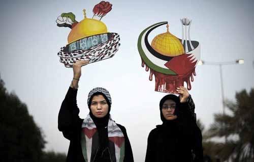 البحرين تمنع تجمعًا داعمًا لفلسطين أمام بيت الأمم المتحدة