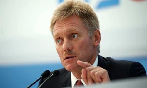 الناطق الصحفي باسم الرئاسة الروسية دميتري بيسكوف
