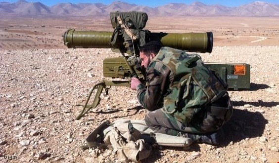 الجيش السوري يدمر آليات للمسلحين في ريف حلب الجنوبي