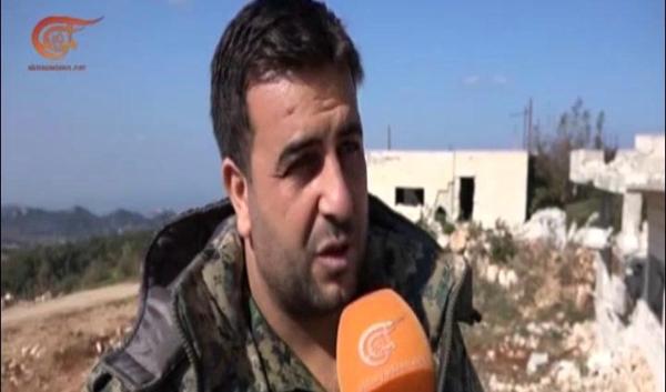 الجيش السوري يستعيد تلال في ريف اللاذقية الشمالي الشرقي