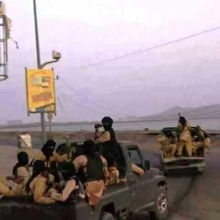 عدن: مسلحو داعش ينتشرون في التواهي ويحظرون الحركة والدخول