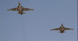 """تدمير اكبر معمل لـ""""داعش"""" متخصص بتصنيع العبوات وتطوير الصواريخ بالقائم غرب العراق"""