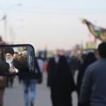 """الإمام الخامنئي: مسيرة الأربعين العظيمة مزيج من """"الحب والإيمان"""""""
