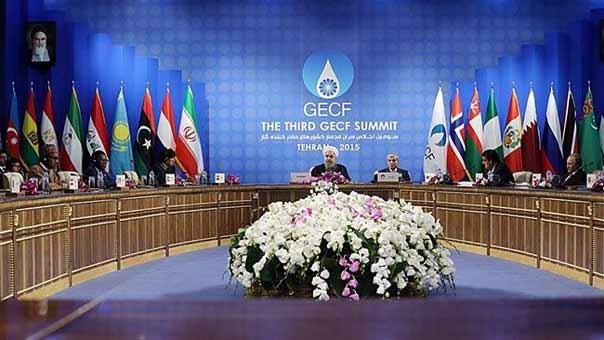 قمة طهران تؤكد على الحقوق السيادية للدول في احتياطياتها الغازية
