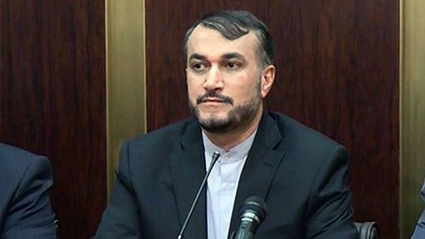 مساعد وزیر الخارجیة الإیرانیة حسین أمیر عبداللهیان