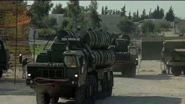 """منظومة """"إس-400"""" دخلت حيز التنفيذ في ريف اللاذقية"""