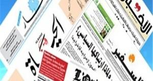 عناوين وأسرار الصحف المحلية الصادرة في بيروت اليوم الثلاثاء 25 نيسان 2017