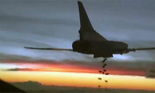 الطلعات الجوية الروسية تزداد في سوريا