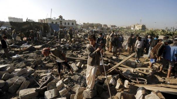 """""""العفو الدولية"""": السعودية ترتكب جرائم حرب باستهدافها المدارس في اليمن"""