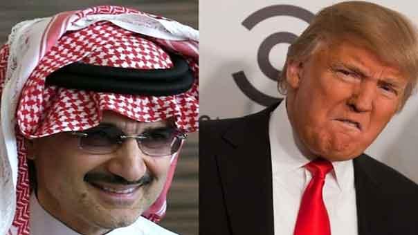 خليجيون شركاء لدونالد ترامب في ثروته