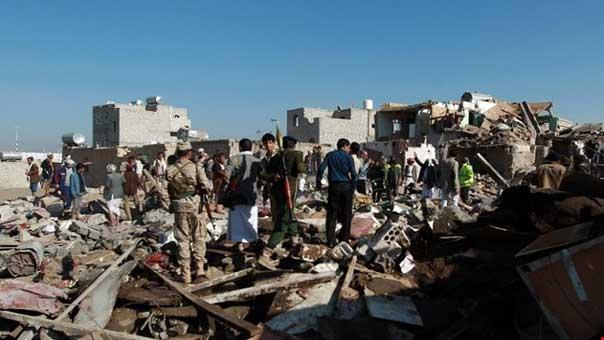 العدوان السعودي على اليمن