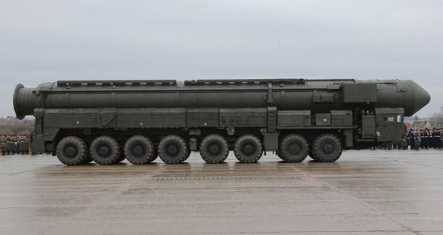 الأركان الروسية:  تعزيز القوات النووية الاستراتيجية من أولويات الجيش في 2016 لضمان ردع أي عدوان