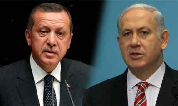 """""""اسرائيل"""" تردّ ببرودة على مغازلة أردوغان: تودّده يأتي بسبب عزلته الدولية"""