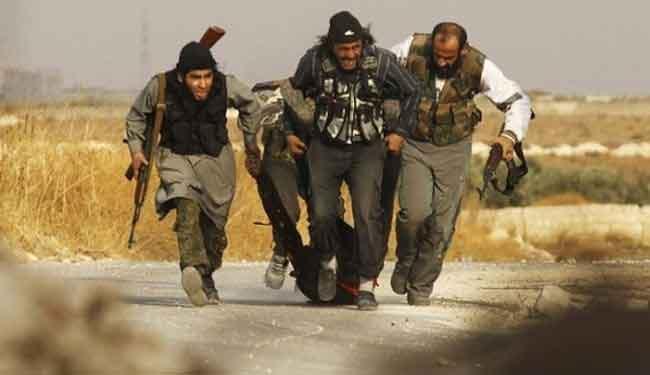 """فرار عدد من قادة """"داعش"""" إلى خارج الرمادي"""