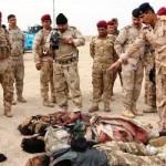 """مقتل العشرات من عناصر """"داعش"""" بقصف جوي شمال الرمادي"""